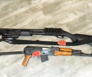 PRE '86 56s Norinco & Wilson Combat 870