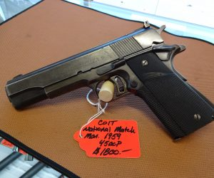 Colt 1959 National Match 1911