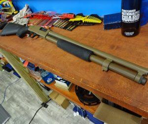 Custom O.F. Mossberg & Sons, Inc. 500 $675.00